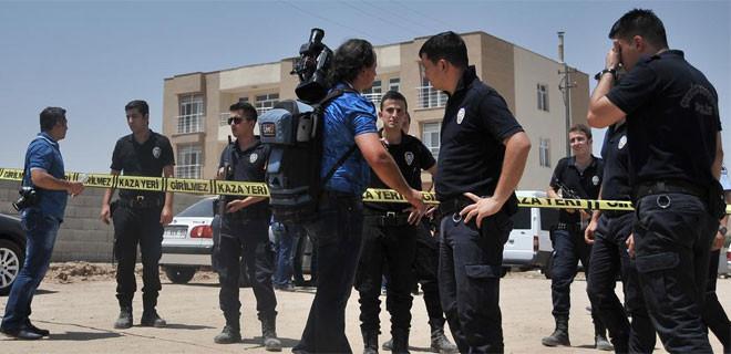 2 polisin şehit edilmesiyle ilgili 4 tutuklama