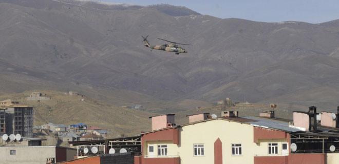 TSK Goman Dağı'nı bombalıyor!