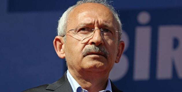 Kılıçdaroğlu: Apar topar istifa etmek zorundalar