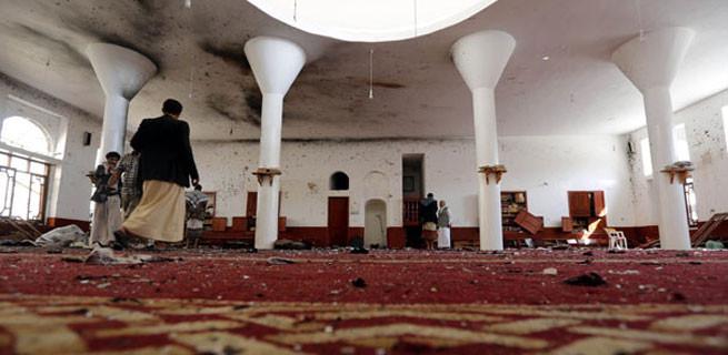 IŞİD camiye saldırdı! Çok sayıda ölü var