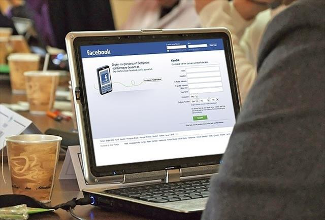 Türkiye'den Facebook'a 39 milyon kişi bağlanıyor