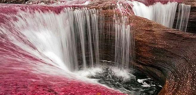 İşte dünyanın en güzel nehri