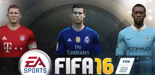 FIFA 16'nın en iyi 50 oyuncusu