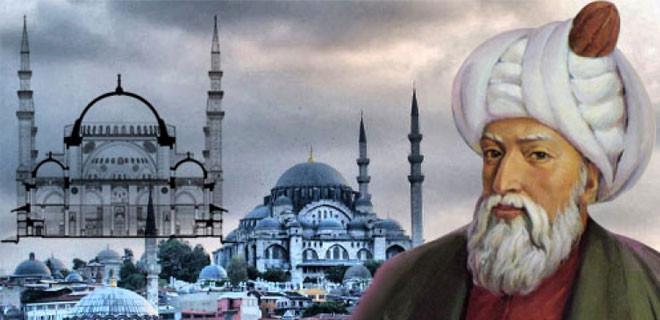 Mimar Sinan'ın bilinmeyen sırrı!