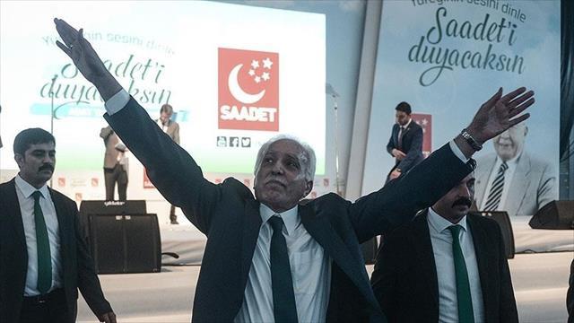 Saadet Partisi'nin seçim bildirgesi açıklandı