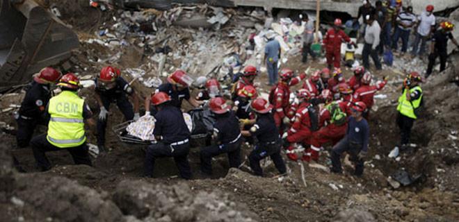 Facia! En az 73 ölü, 350 kayıp