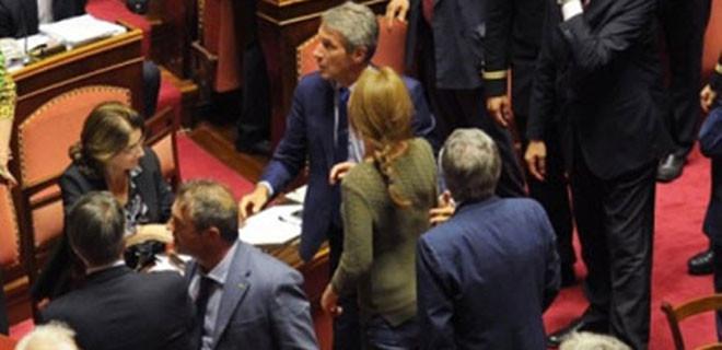 İtalya parlamentosunda 'oral seks' tartışması