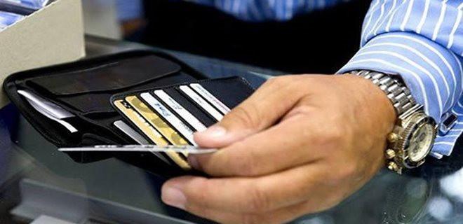 Kredi kartında korkutan rakam! 2 milyona ulaştı