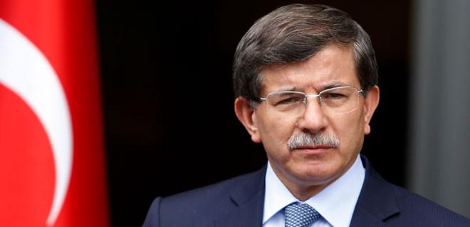 Başbakan Davutoğlu'ndan Rusya açıklaması