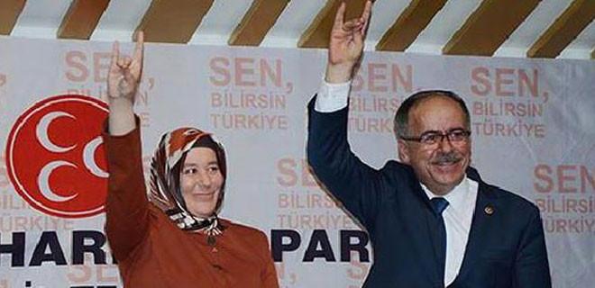 AK Parti'den MHP'ye geçti!