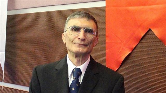 Nobel kazanan Aziz Sancar: Ülkem adına gurur duydum