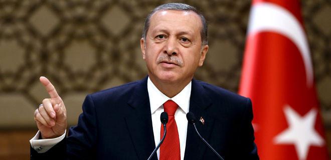 Erdoğan: 'Bunlar cibilliyeti bozuk insanlar'