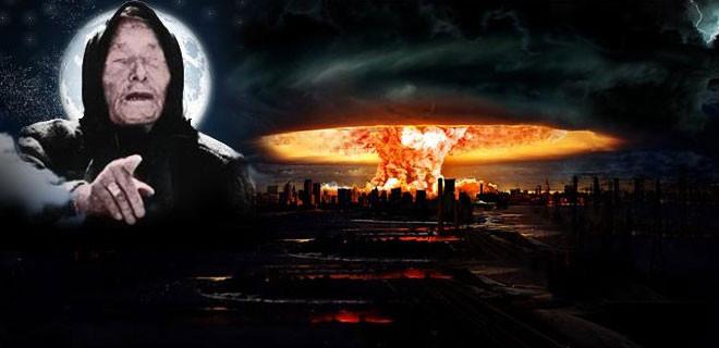 Dünya Nükleer savaşa girecek