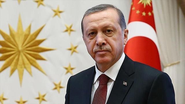 Cumhurbaşkanı Erdoğan'dan AA'ya taziye