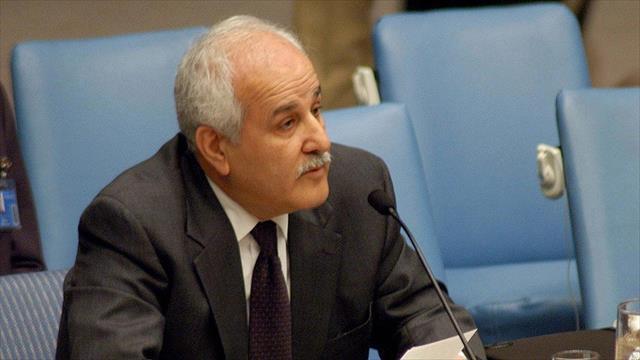 Filistin İsrail'in saldırılarına karşı BM'den yardım istedi