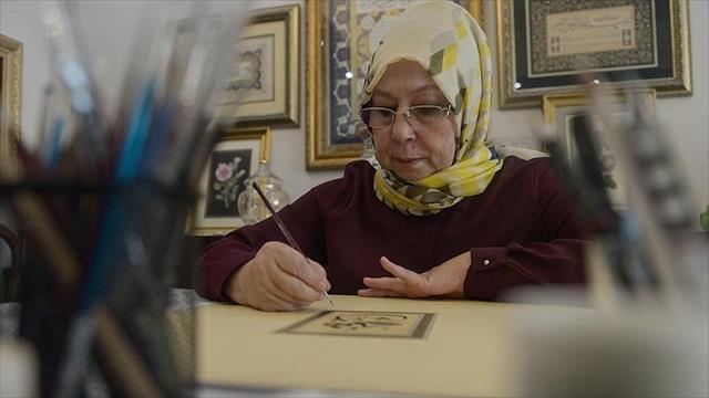 İlk hocalarım, Osmanlı sanatçılarıdır