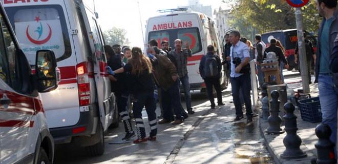Patlamada HDP'li yönetici hayatını kaybetti!