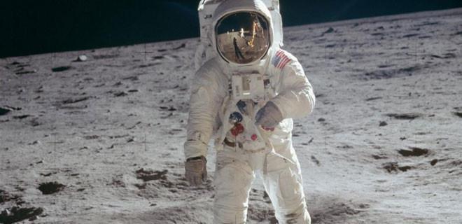 NASA ilk kez yayınladı!