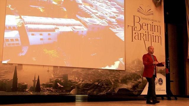 Tarihçi yazar Uğurluel 81 ilde Osmanlı Devleti'ni anlatacak