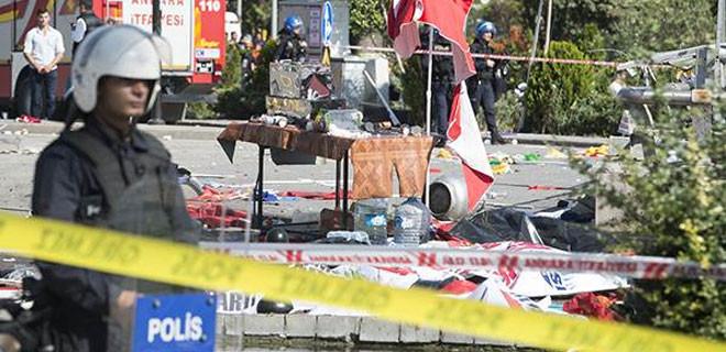 Ankara Başsavcılığı: Hayatını kaybedenlerin sayısı 102