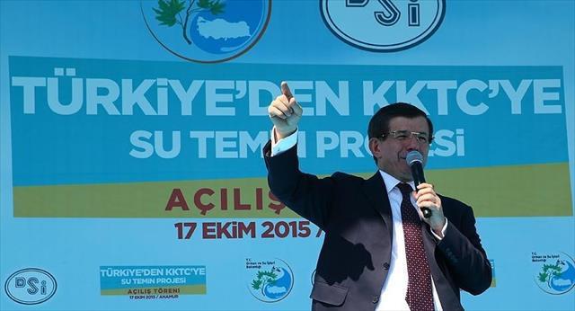 'Türkiye ile KKTC hiçbir zaman ayrılmayacak'