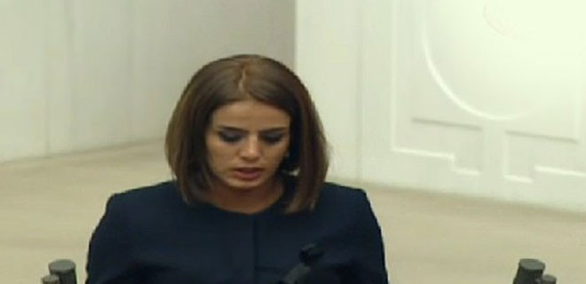 HDP'li Acar 22 saniyede yemin etti