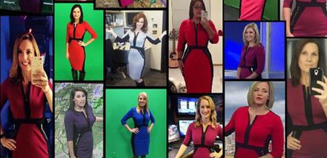 Sosyal medyanın yeni fenomen elbisesi