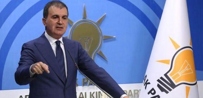 AK Parti MYK sonrası 'Rusya' açıklaması