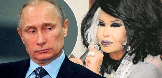 'Putin beni tanısaydı...
