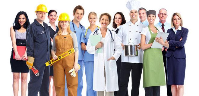 İşte maaşta asgariye yenilecek 12 iş