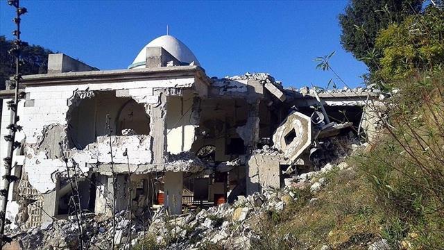'Rusya DAEŞ'i değil Türkmenleri vurdu'