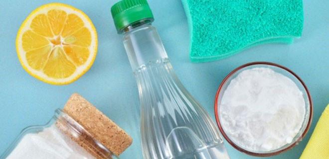Bir şişe sirkeyle evinizi pırıl pırıl yapın!