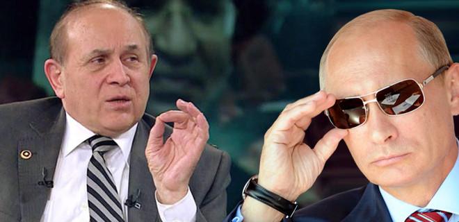 Burhan Kuzu'dan Putin'e çok ağır tepki!