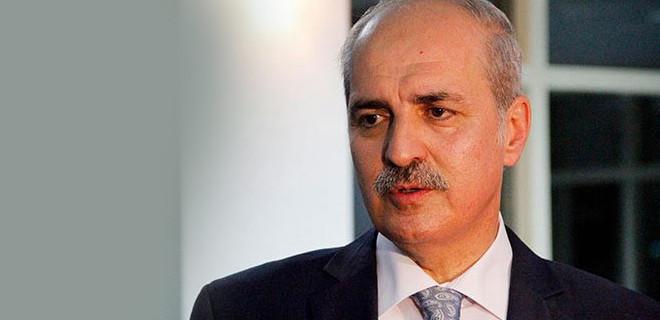 Numan Kurtulmuş'tan Diyarbakır saldırısı açıklaması