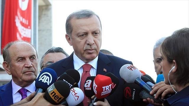 Cumhurbaşkanı Erdoğan'dan Elçi ailesine başsağlığı