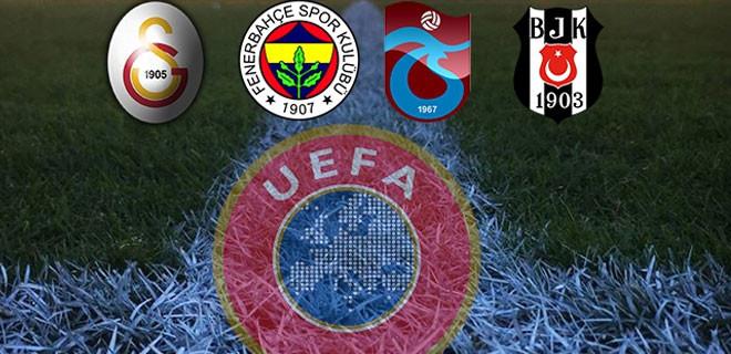 UEFA'dan bomba açıklama!
