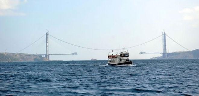 3. Köprü'de son 400 metre!