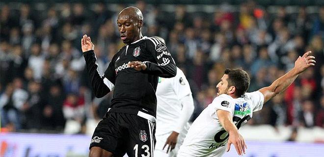 Beşiktaş'a Akhisar darbesi!