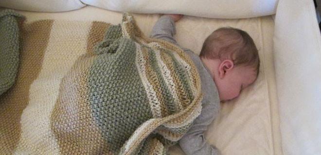 Yanı başına bırakılan bebeği görünce...