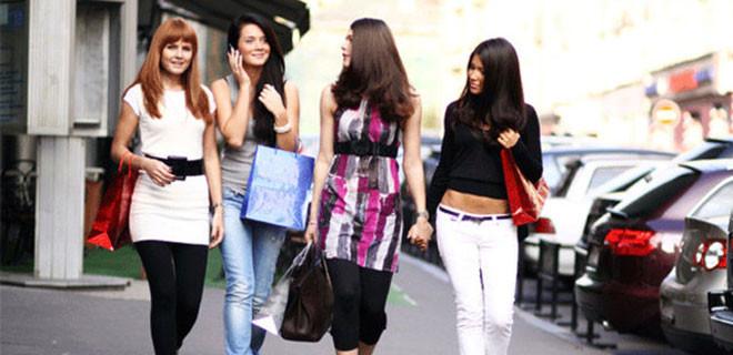 İşte Türk kadınının boy sırası