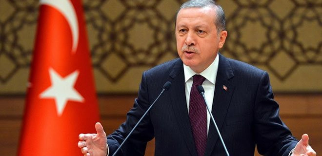 Cumhurbaşkanı Erdoğan'dan uçak açıklaması
