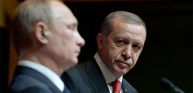 Erdoğan'ın restine Rusya'dan cevap geldi