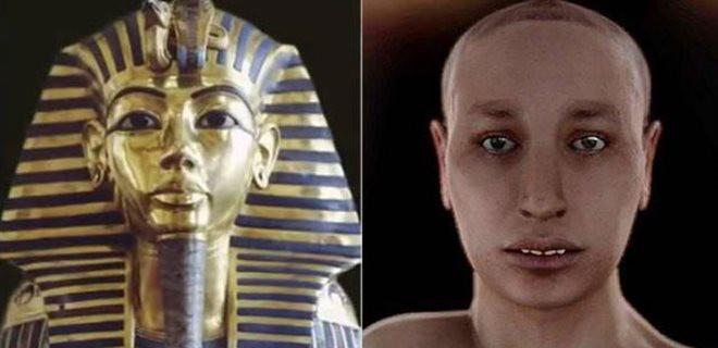 Tutankamon'un sırlarla dolu gömütü!
