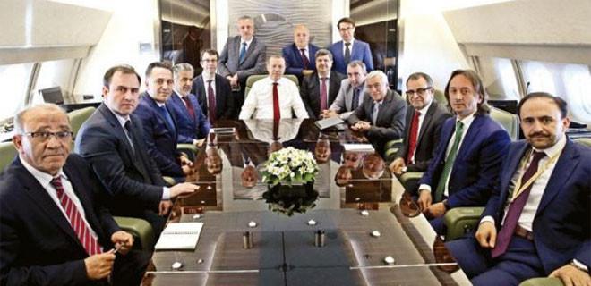 Erdoğan'dan ABD'ye: Ortağın ben miyim, Kobani'deki teröristler mi?