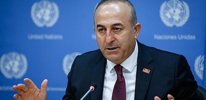 Türkiye'den ABD'ye 'PYD' tepkisi: Kararını ver