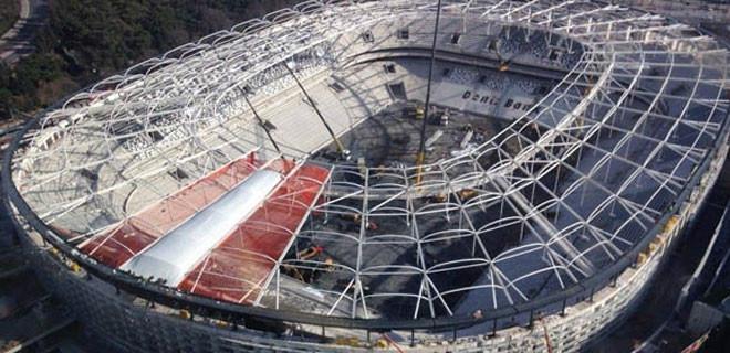 Vodafone Arena'da sıcak gelişme!