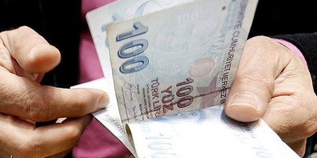 Memura 200 lira zam!