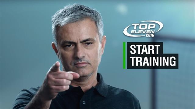 Mourinho'dan menajerlik oyuna özel taktik