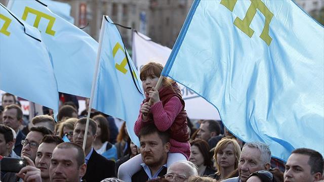 'Kremlin 1944'teki Kırım Tatar soykırımını tekrarlıyor'