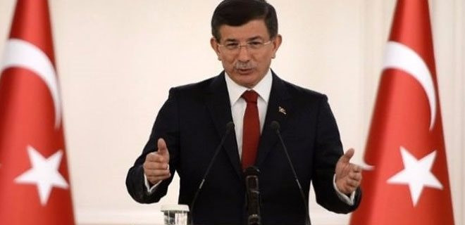 Davuoğlu: Türkiye safında olacaklar ya da...